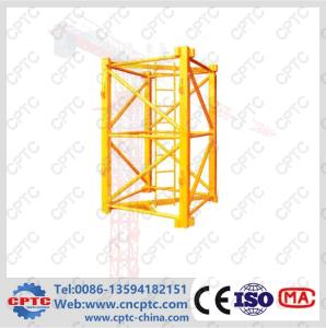 Tower Crane Master Sectioin pictures & photos