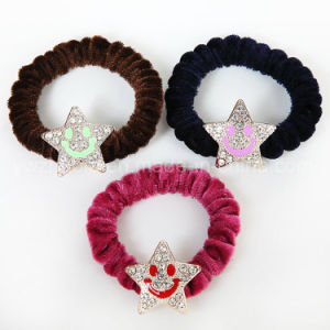 Kids Elastic Hair Accessory Supply pictures & photos
