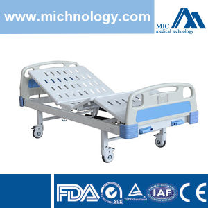 Used Homecare Manual Bed Double Crank