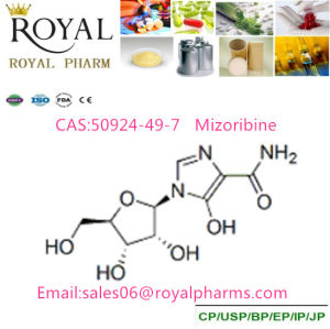 Mizoribine CAS: 50924-49-7 Purity 99% Produced From GMP Manufacturer pictures & photos