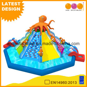 Octopus Water Park Amusement Game Inflatable for Kids (AQ01733) pictures & photos