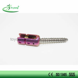 Spine Pedicle Screw pictures & photos