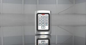 Digital Backlit Keypad Access Control RFID Reader Device (K10EM-W) pictures & photos