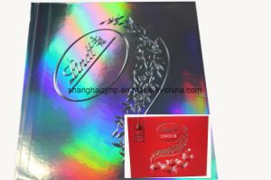 Vacuum Metalized Paper for Chocolate Packaging pictures & photos