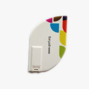 Wholesale Custom Leaf Card USB Flash Drive Promotional Gift USB 2.0& 3.0 128GB pictures & photos