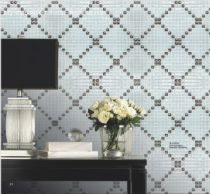 Special Design Mirror Crystal Glass Mosaic for Wall Tile (FY2310)