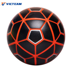 High Grade Grain Rough PU Leather Futsal Ball OEM pictures & photos