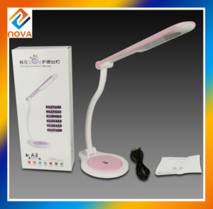 Portable Desk Lamp with USB Electrical Outlet for Office pictures & photos