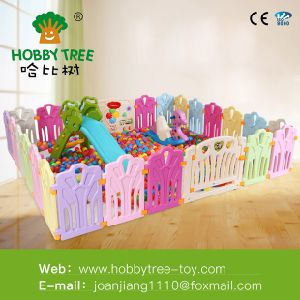 2015 Good Quality Plastic Fence for Kids