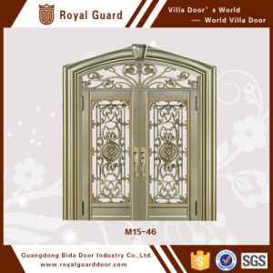 Hot Sale Copper Door/Main Metal Doors Design