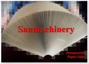 Automatic Honeycomb Paper Core Making Machine with Ce pictures & photos