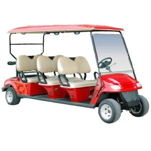 High Quality Cheap 6 Seats Golf Cart for Sale pictures & photos