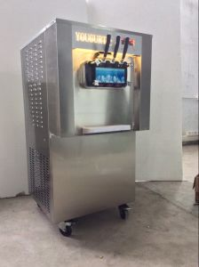 1. Soft Ice Cream Machine with Precooling System pictures & photos