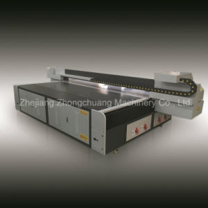 2.5*1.3m Size ABS/Pet/PC/PU/PE UV Flatbed Printer pictures & photos