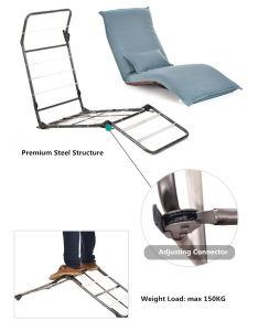 Floor Chair / Foldable Lazy Sofa / Single Floor Sofa Chair pictures & photos