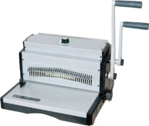 Double Wire Binding Machine (YD-WM703) pictures & photos