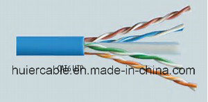 FTP/UTP/SFTP 24AWG LAN Cable for Ethernet CAT6 pictures & photos