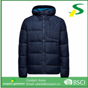 Winter Down Jacket for Men Outdoor Jacket Padding Jacket pictures & photos