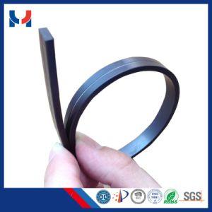 flexible shower door magnetic seal strip for glass shower enclosure