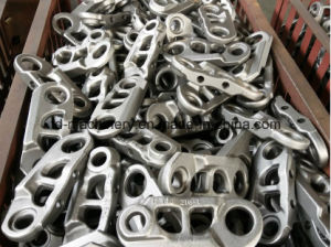 Undercarriage Spare Parts Excavator Loose Link, , Chain Track Linkbasic Track Link pictures & photos