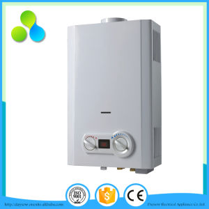 China Factory Flue Type Artificial Hot Water Heater pictures & photos