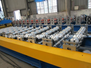 Stee Silo Corrugated Roll Forming Machine pictures & photos