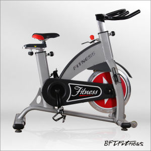 Body Building Equipment Indoor Exercise spinning Bike Bse-01/Commercial Fitness Equipment spinning Bike with Belt Flywheel pictures & photos