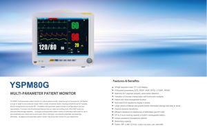 Yspm80g Low Price Multi-Parameter ICU Patient Monitor pictures & photos