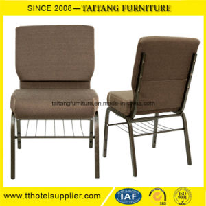 Stackable Metal Cheap Used Church Chairs Wholesale pictures & photos