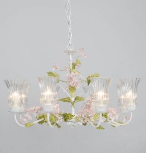 Russia Style Decorative Chandelier with Flower pictures & photos