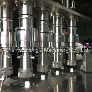 Filling and Capping Machine for Side Gusset Pouch pictures & photos
