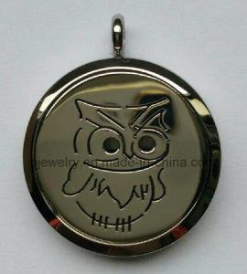 20mm 25mm 30mm 316 Stainless Steel Floating Locket Pendant pictures & photos