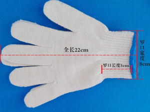 Knitted Gloves/Working Gloves for Industrial pictures & photos