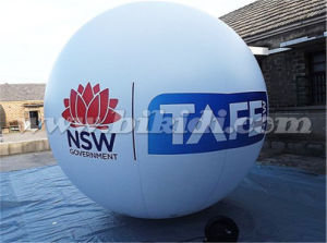 Giant Sphercial Helium Balloon, Parade PVC Balloon K7050 pictures & photos