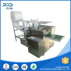 Fully Auto Alcohol Base Pad Packaging Machine 2017 Latest Model pictures & photos