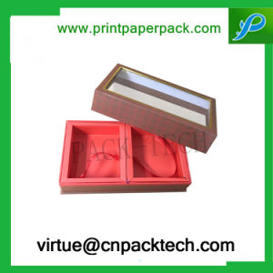 Fashion Cmyk Printing Packing Key Chain Paper Box with Foam Insert pictures & photos