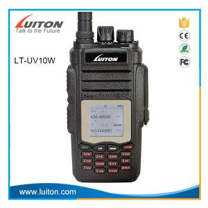 High Power Dual Band Radio Lt-UV10W VHF/UHF Handheld Radio pictures & photos
