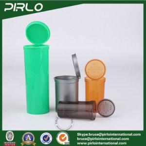(50ml, 80ml, 120ml, 240ml) Color Plastic Pill Bottle Pop Top Empty Tube Medicine Bottles pictures & photos