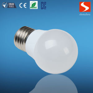 A60 E27 6400k 3W LED Light Bulb pictures & photos