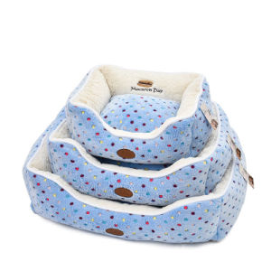 Soft Fabric Luxury Waterproof Dog Bed pictures & photos