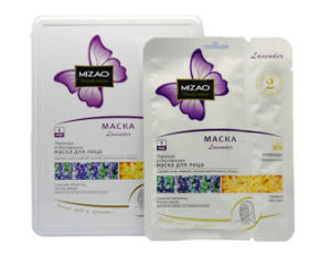 Meizao Lavender Whitening Non Woven Face and Neck Mask Sheet pictures & photos