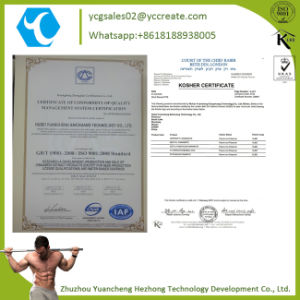 Steroids Powder Testosterone Propionate for Strong Muscles CAS: 57-85-2 pictures & photos
