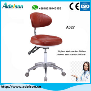 Top Quality Dental Chair Spare Parts Doctor Stool with Ce