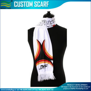 Fans Scarf / Football Scarf / Stain Scarf / UAE Scarf (J-NF19F10029) pictures & photos
