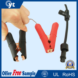LED Lighting Outdoor Cable Waterproof Connector with Alligator Clip pictures & photos