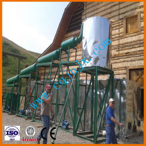 Mini Used Ship Engine Marine Oil Sludge Recycling to Diesel Fuel Plant pictures & photos