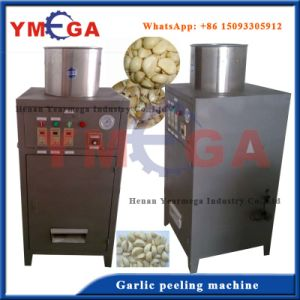 Air Supply Dry Method Full Automatic Machine for Peeling Garlic pictures & photos