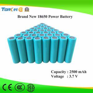 Li-ion King 18650 2500mAh 2200mAh 3.7V Rechargeable Li-ion Battery 18650 3.7V Battery pictures & photos