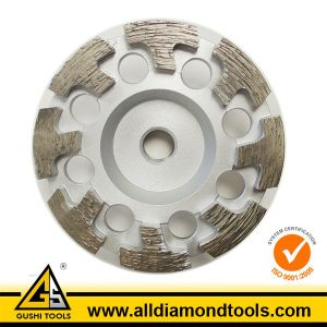 T Segment Diamond Grinding Wheels for Stone & Concrete pictures & photos