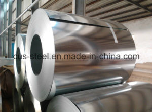 Dx51d Zinc Coating Hot Dipped Galvanized Steel Coil for Building Materials pictures & photos